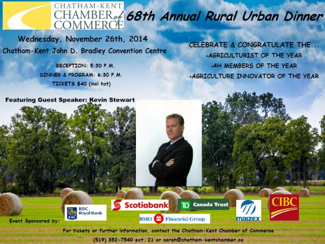 68th annual rural urban dinner