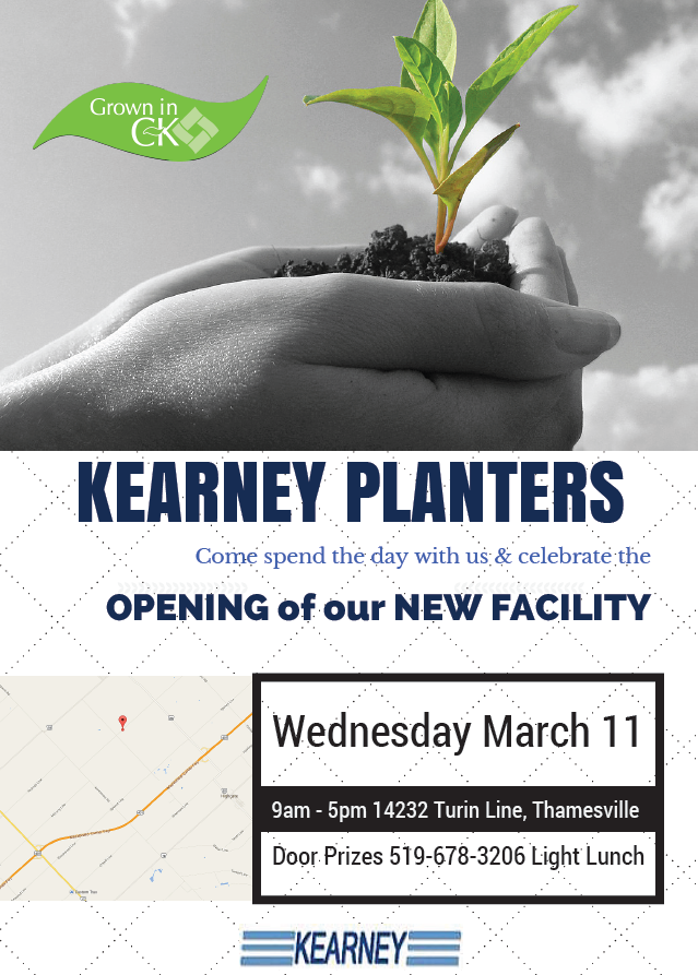 kearney open house