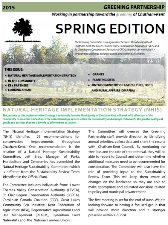 Greening Partnership pg1