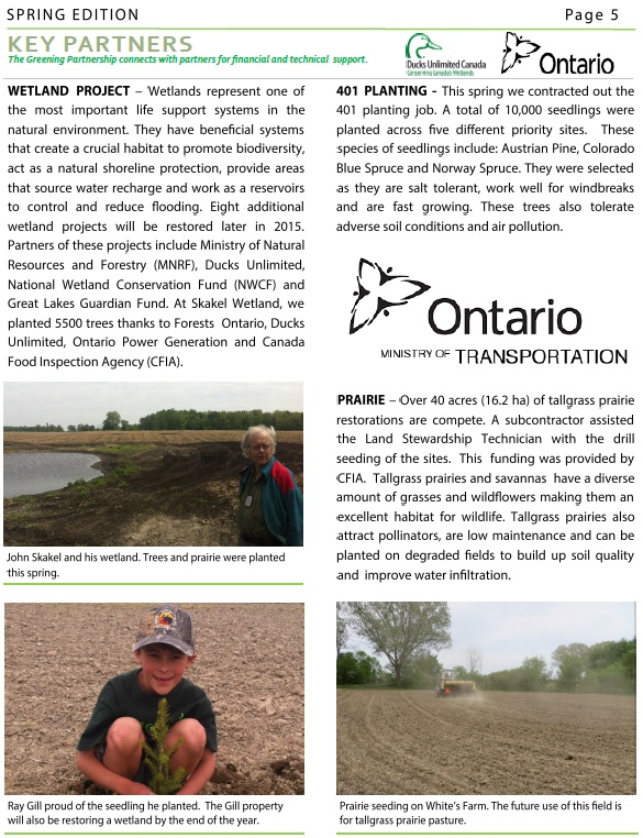 Greening Partnership pg5