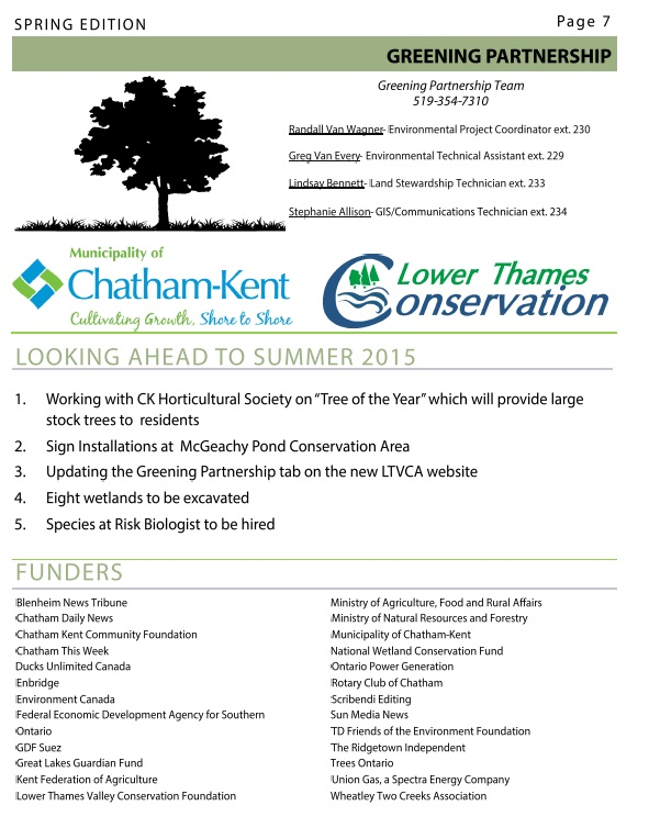 Greening Partnership pg7
