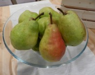 Cold snap pears (CNW Group/Royal Agricultural Winter Fair)
