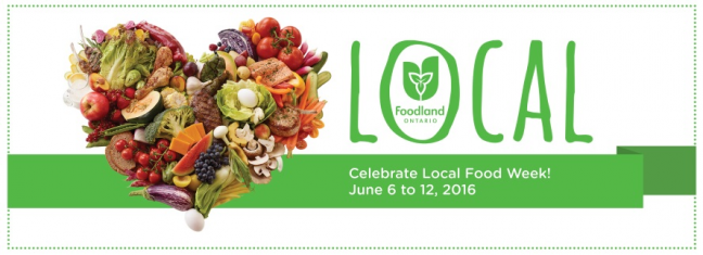 Local Food Week