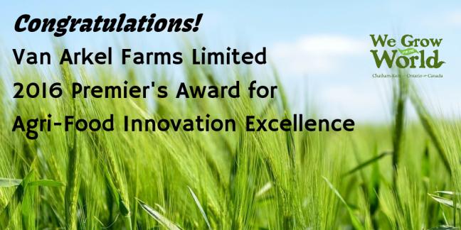 van-arkel-farms-limited