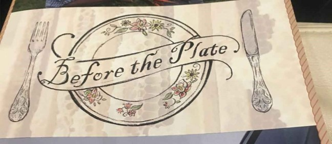 Before-the-Plate